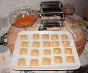Tortelli di zucca – Ricetta per Halloween